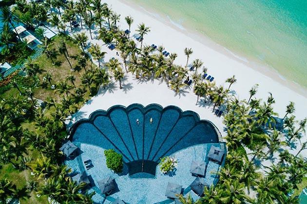 JW Marriott Phu Quoc Emerald Bay in Vietnam
