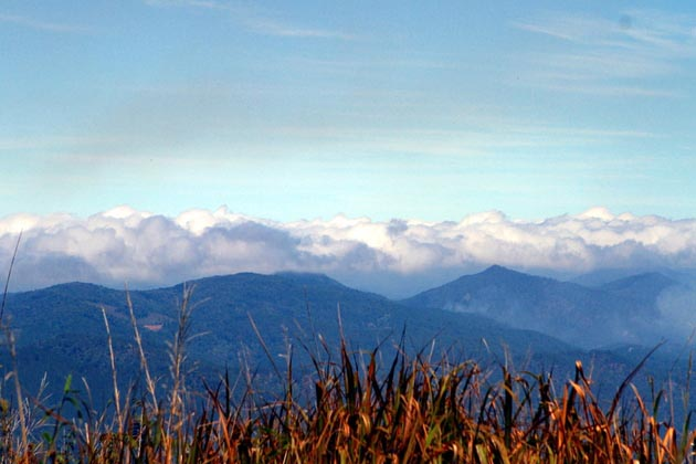 angbiang Mountain in Dalat