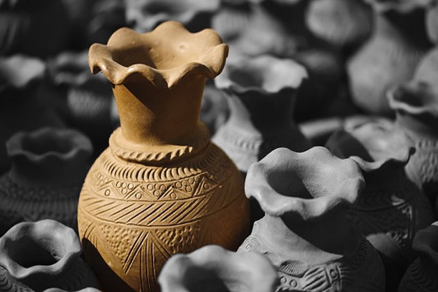 Pottery in Nha Trang