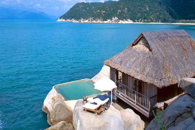 Six Sense Hideaways Hotel in Nha Trang, Vietnam