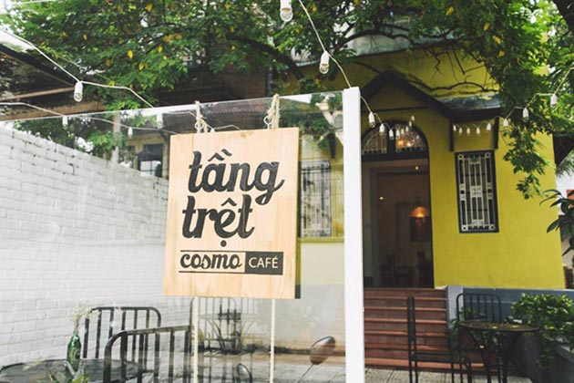 Tang Tret Cosmo in Hanoi