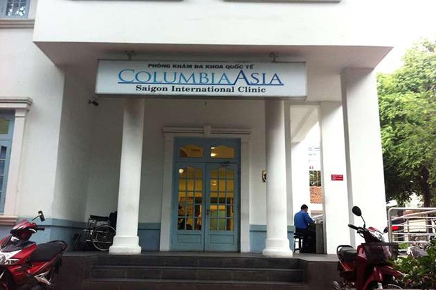 Columbia Asia International Clinic - Gia Dinh Saigon