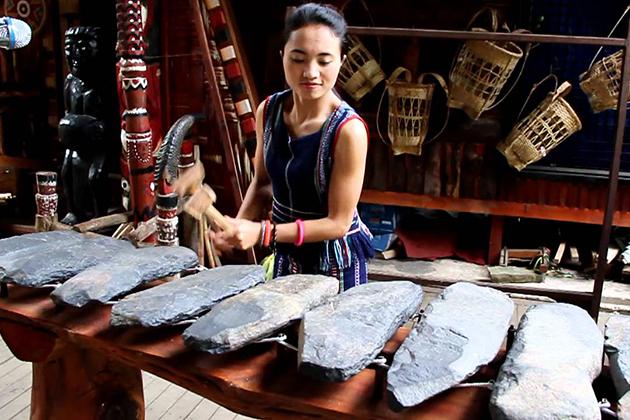 Dan Da - Vietnam Musical Instrument