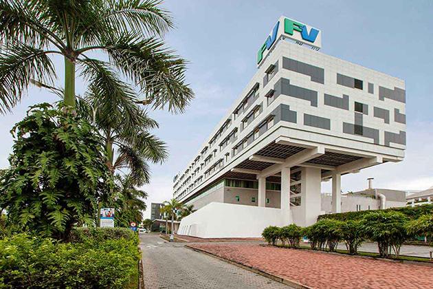France-Vietnam FV International Hospital Saigon