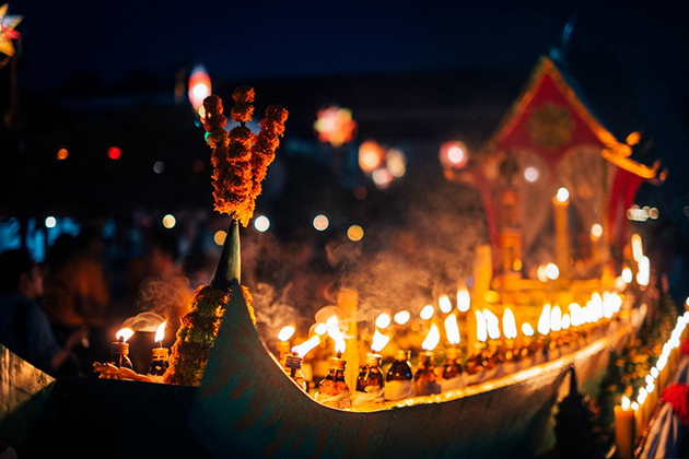 The Most Popular Festivals & Events in Laos