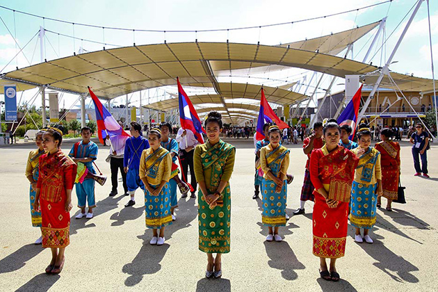 Laos National Day