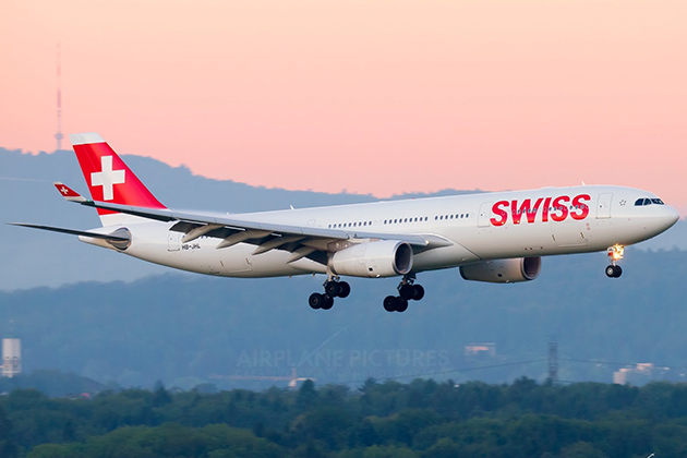 Swiss Airline Launches Direct Flight to Vietnam