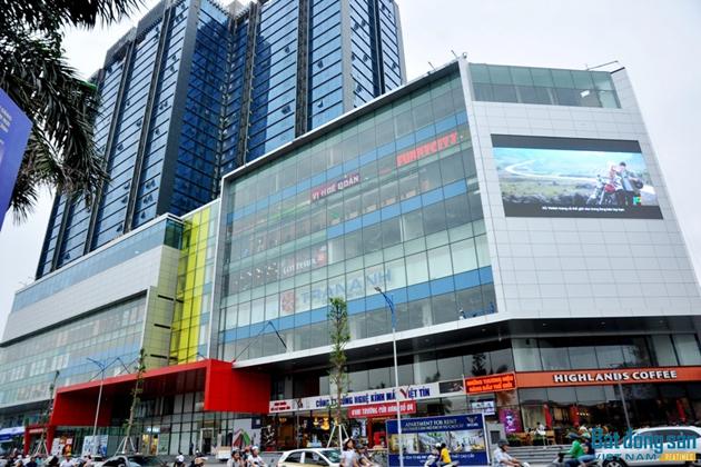 artemis shopping mall hanoi