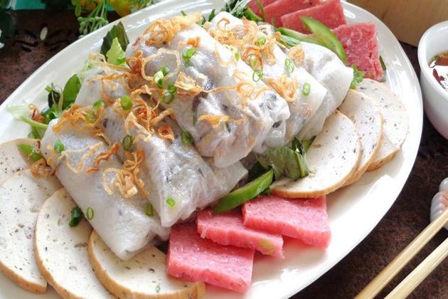 banh cuon hanoi vietnamese food hanoi travel