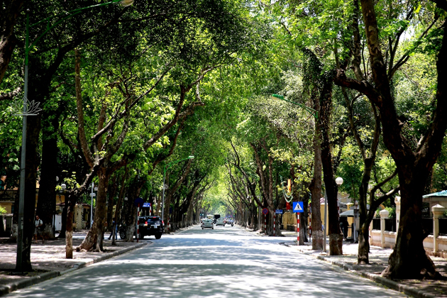 hanoi in summer