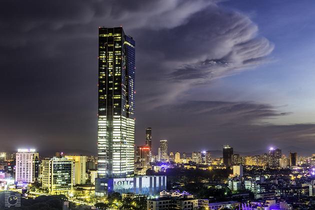 lotte center hanoi shopping mall