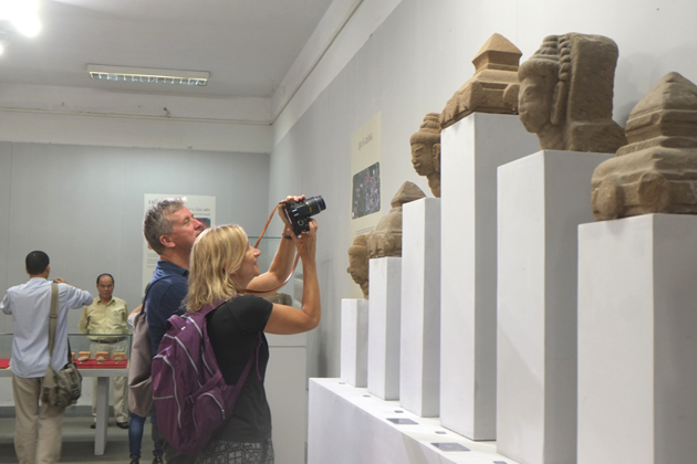 museums in danang