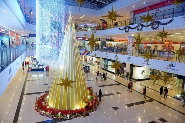 savico megamall hanoi shopping mall
