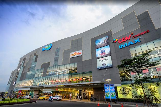 sc vivocity shopping mall ho chi minh city