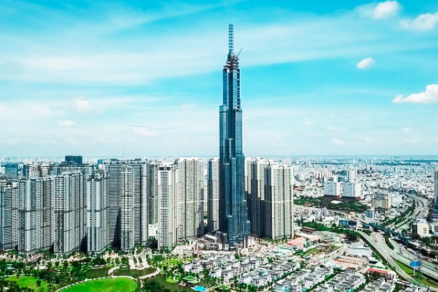 Landmark 81 – The Tallest Building in Vietnam & Southeast Asia