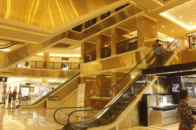 trang tien plaza hanoi shopping mall