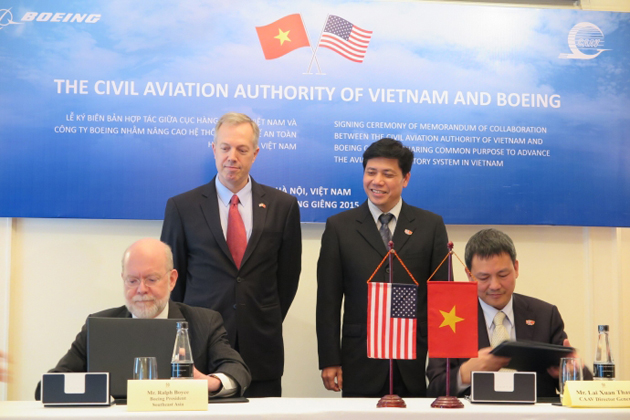 us embassy - cooperation between the usa and vietnam