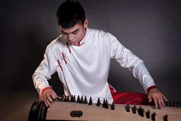 vietnam musical instrument zither