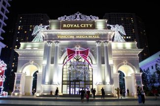 Top 6 Largest Shopping Malls in Hanoi