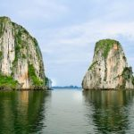 world heritage site halong bay vietnam