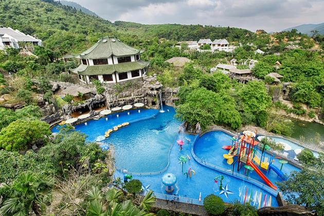 Ebisu Onsen Resort ba na hills