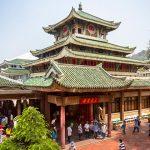 ba chua xu temple vietnam trip in 3 weeks
