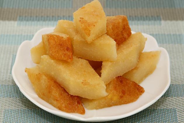 banh khoai mi nuong vietnamese cassave cake vietnam food names