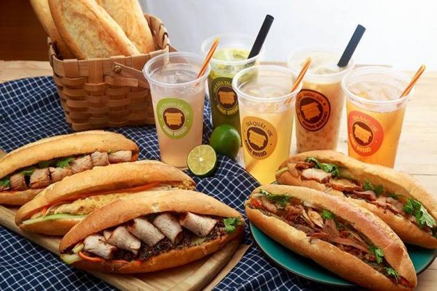 banh mi hoi an hoi an vietnamese baguette list of vietnamese food