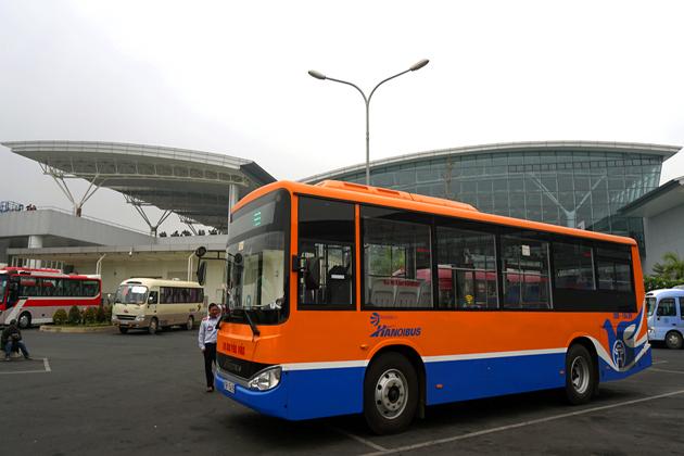 bus 86 to noi bai airport