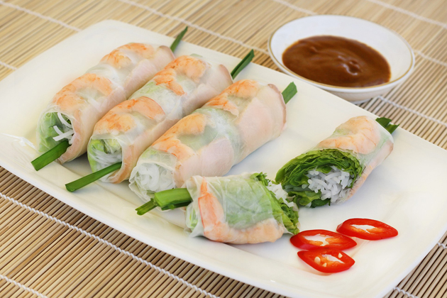 goi cuon vietnamese vegetable rolls ho chi minh city tours