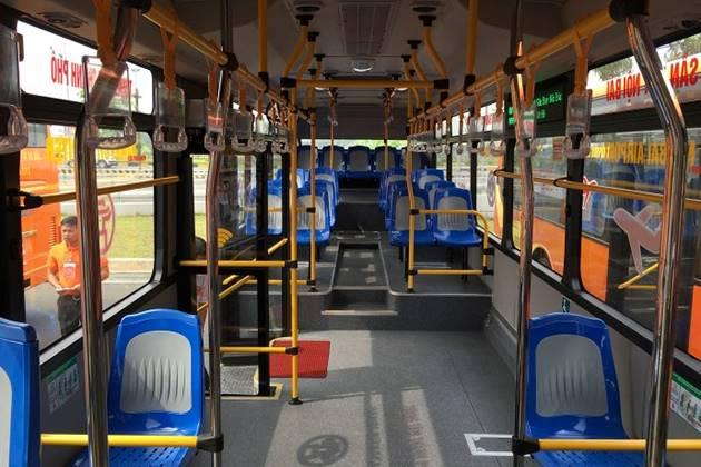 inside bus 86