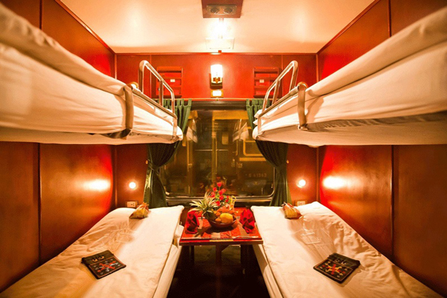 king express train hanoi sapa night train
