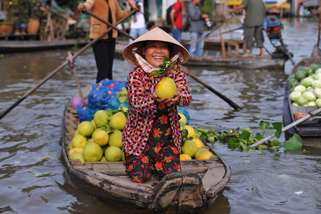 mekong delta people