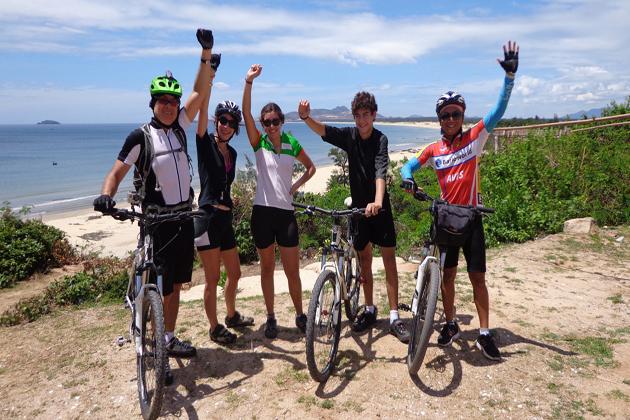 nha trang cycling tour