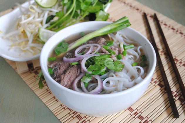 pho names of vietnam food
