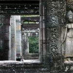 Banteay Kdei in siem reap cambodia