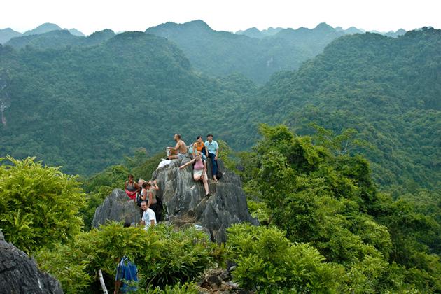 Cat Ba Forest Ecological Tourism vietnam vacation