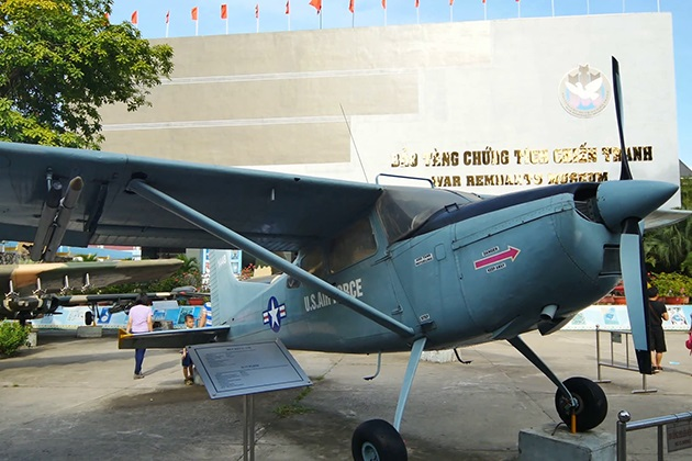 War Remnant Museum vietnam and cambodia tour in 5 days