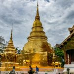 Wat Phra Singh in Chiang-Mai