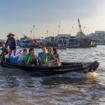 cai be floating market 5-day vietnam and cambodia tour