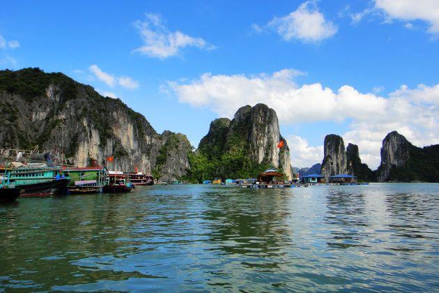 Halong Bay Tour from Cai Lan Port