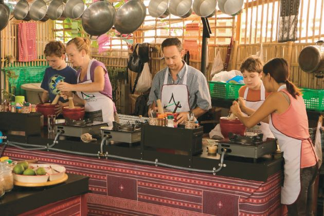 interesting cooking class in chiang mai