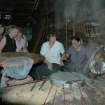 join in activities with local people in mekong delta