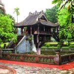 one pillar pagoda is the symbol of hanoi