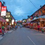 siem reap pub street cambodia vietnam tour