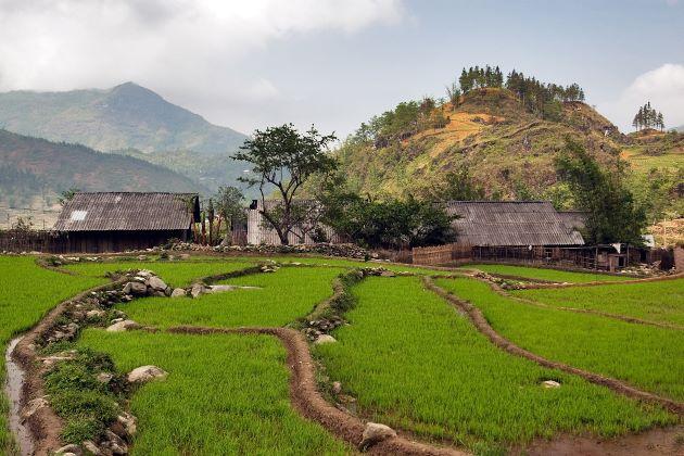 sin chai village sapa laocai