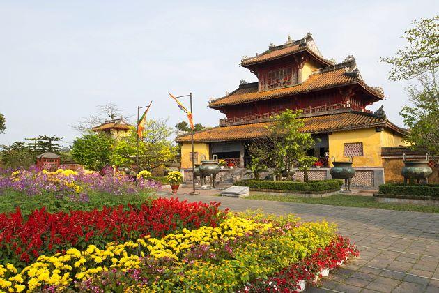 the hue imperial citadel