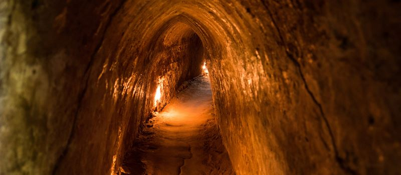 the legend tunnels of cu chi