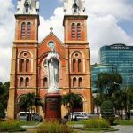 the saigon notre dame cathedral