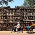 visit angkor wat complex in cambodia
